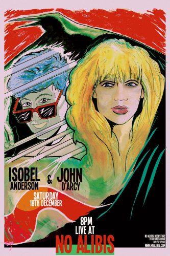 Gig poster 2010